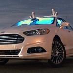 Xe Ford Fusion chạy điện có thể đi được 982 km