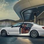 Hai xe siêu sang BMW 7-Series Solitaire và Master Class mới