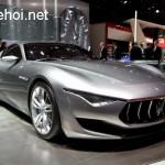 Ngắm siêu xe điện Maserati Alfieri sắp ra mắt