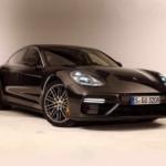 """Chiêm ngưỡng xe sang Porsche Panamera 2017 """"chính hãng"""""""