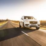 Volvo hãng xe mạnh thực sự về mặt công nghệ