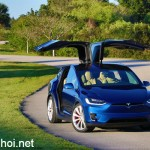 Xe sang Tesla Model X tiếp tục được nâng cấp mới hơn