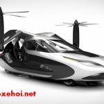 Ngắm xe ô tô bay của tương lai TF-X