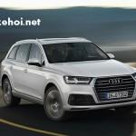 Audi phát triển động cơ xe V6 tăng áp tiết kiệm nhưng mạnh mẽ