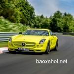 Mercedes tự tin về doanh số của xe điện ở thị trường Mỹ