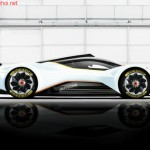 Ảnh rõ nét về siêu xe mới của Aston Martin và Red Bull