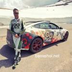 Xe sang Tesla Model S đạt kỷ lục chinh phục núi cao
