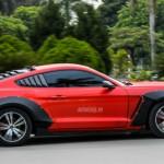 Xe thể thao Ford Mustang 2 tỷ đồng độ Wide Bodykit đẹp ở Lào Cai