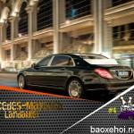 Xe siêu sang Maybach S600 Landaulet mui trần sắp ra mắt ?