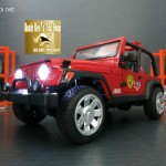 Ngắm xe Jeep làm xe cứu hỏa độc đáo