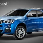 Sắp có xe bán tải hạng sang BMW X4 ?