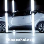 Video chính thức của xe Toyota C-HR thực tế