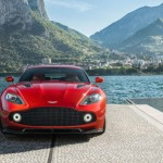 Vẻ đẹp siêu xe Aston Martin Vanquish Zagato 2017