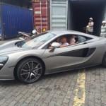 Siêu xe McLaren 570S cập bến Việt Nam