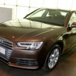 Công bố chính thức giá xe Audi A4 2016 từ 1,65 tỷ đồng