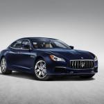 Xe siêu sang Maserati Quattroporte mới nâng cấp sang trọng hơn