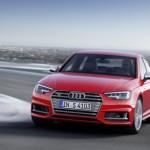 Xe sang Audi S4 2017 mới đẹp và mạnh hơn