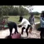 4 nữ sinh đánh bạn dã man ở Hà Tĩnh gây phẫn nộ
