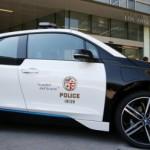 BMW i3 lọt mắt xanh của cảnh sát Mỹ