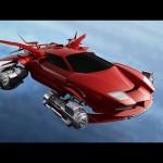 6 xe ô tô bay đã từng ra mắt trên thế giới