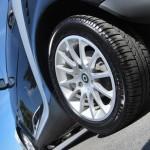 Xe sang Mercedes sắp có hệ thống làm mát lốp xe