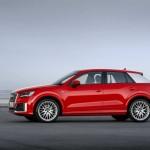 Sắp có xe sang công suất lớn Audi SQ2 RS