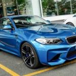 Khám phá 10 điểm đặc biệt trên xe sang BMW M2