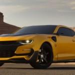 """Ngắm xe cơ bắp Chevrolet Camaro trong phim bom tấn """"Transformers 5"""""""