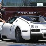 Phu quân của Nicole Kidman lái siêu xe Bugatti Veyron