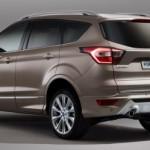 Ford Escape Vignale sang trọng nhất của dòng SUV này