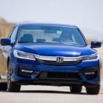 Honda Accord Hybrid 2017 sự lựa chọn thông minh