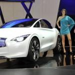 Hàng loạt xe sang Infiniti được trang bị công nghệ tự lái trên cao tốc