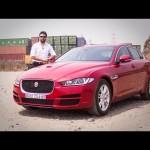Đánh giá xe sang Jaguar XE S 2016