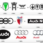 Phân tích ý nghĩa lô gô của xe sang Audi