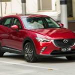 Xe SUV cỡ nhỏ Mazda CX-3 2017 giá rẻ từ 460 triệu đồng