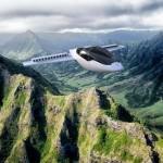 Máy bay điện cá nhân siêu hiện đại của hãng Lilium Aviation