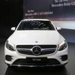 Xe sang Mercedes GLC Coupe đến tay khách đầu năm 2017