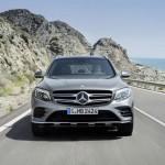 Sắp có xe sang Mercedes GLC chạy bằng pin nhiên liệu