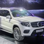 Đánh giá xe sang Mercedes GLS 2016 mới về Việt Nam