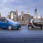 Vén màn 2 mẫu xe điện công nghệ cao của Mercedes