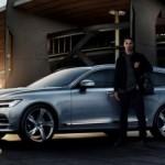 """""""Ngôi sao"""" Zlatan Ibrahimovic quảng cáo xe sang Volvo V90"""