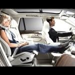 Choáng ngợp nội thất siêu sang của xe SUV Volvo XC90