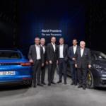 Lộ thông số kỹ thuật của xe sang Porsche Panamera 2017