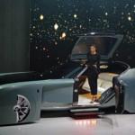 Rolls-Royce Vision 100 xe siêu sang với thiết kế kỳ lạ