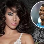 Chân dài múa cột cùng Ronaldo là ai ?