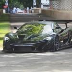 Siêu xe McLaren P1 LM giá 220 tỷ đồng