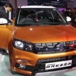 Suzuki Vitara Brezza bán vượt quá tiêu chuẩn
