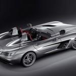 Siêu xe khủng Mercedes-Benz SLR Stirling Moss giá thế nào ?