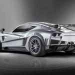 Siêu xe khủng Mazzanti Evantra Millecavalli chính thức ra mắt