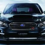 Xe Subaru Levorg được đánh giá an toàn cao